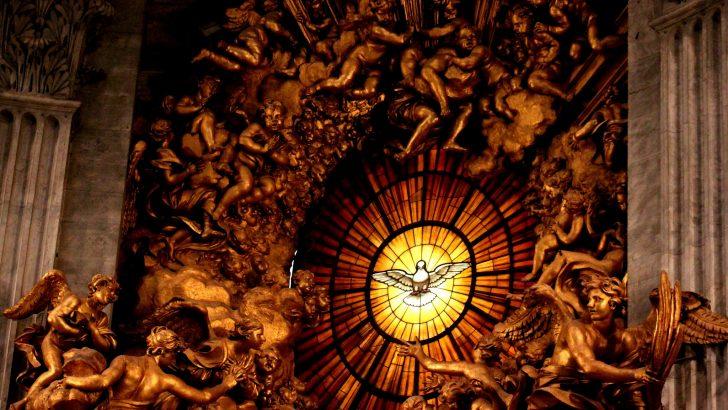Sveti Duh lobiral za Frančiška?