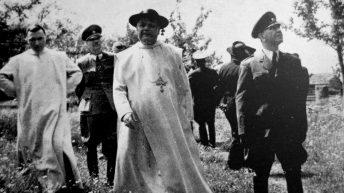 Papež Frančišek: Ubijati v imenu Boga je satansko