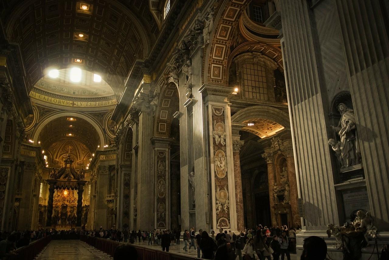 Ali je papež brezplodni hinavec?