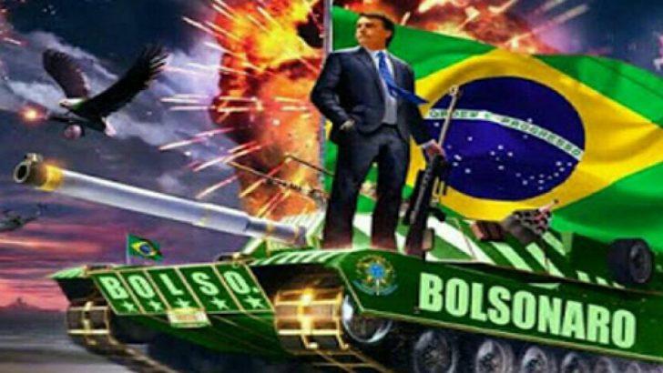 Novi brazilski predsednik: pomočnik demonskih struktur?