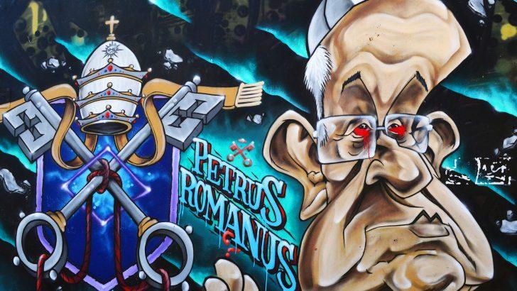 Zakaj papež Frančišek ne ustavi koronavirusa?