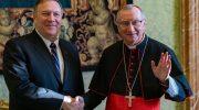 Kardinal Parolin: politika služi človeku in družbi. Ali res?